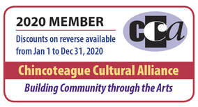 Chincoteague Cultural Alliance Membership Discount CardPicture